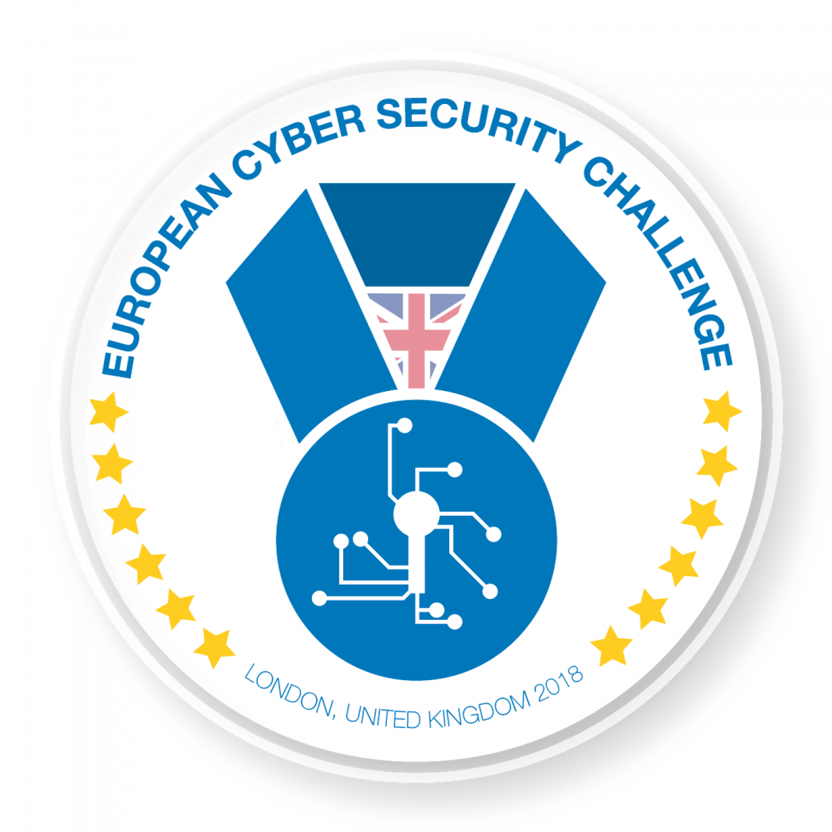 European Cyber Security Challenge. London UK 2018
